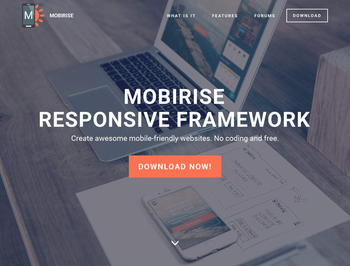 Best Responsive Site Template