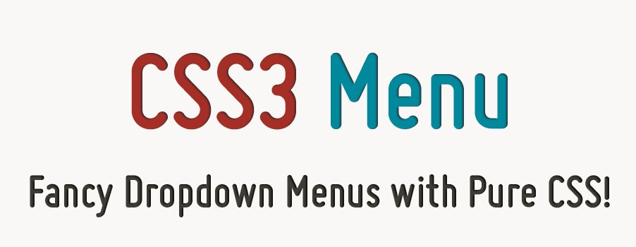 Membuat Menu Horizontal Dropdown Dengan Html