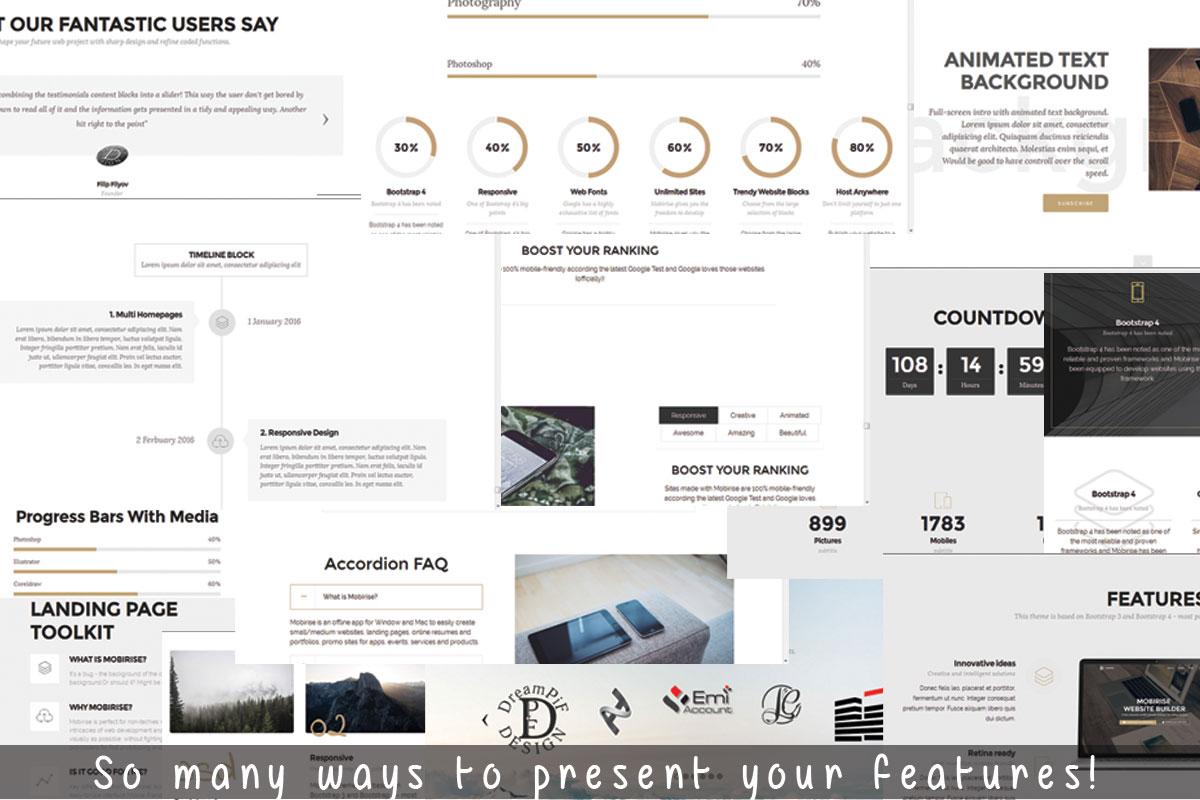 Offline Responsive Website Creator