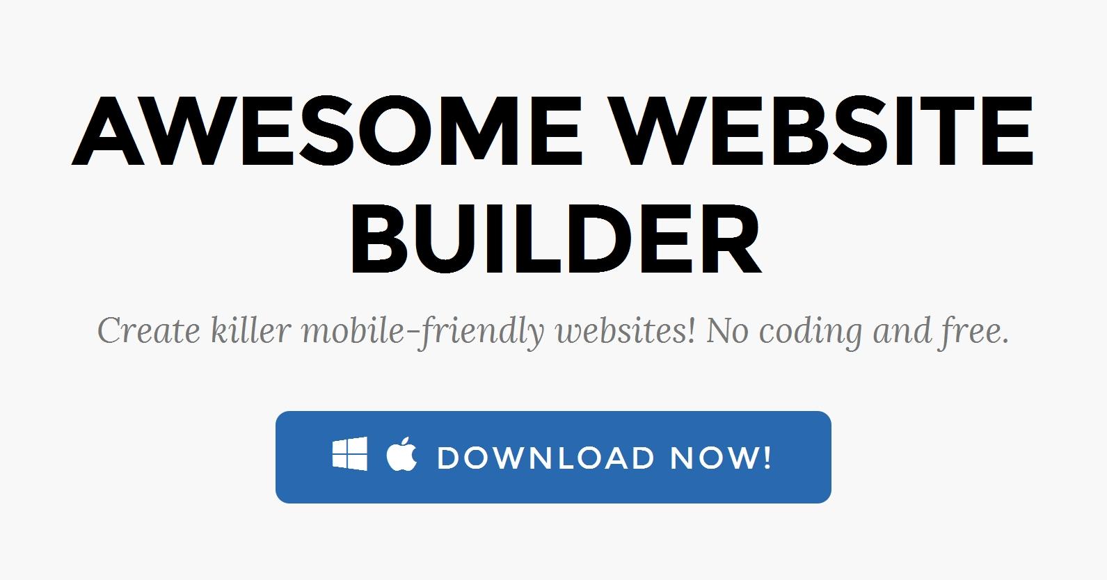 Easy Web Design Software