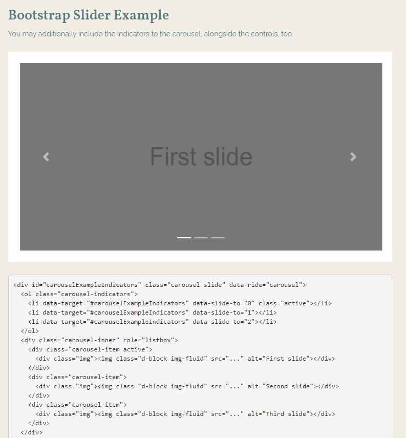 Bootstrap Range Slider