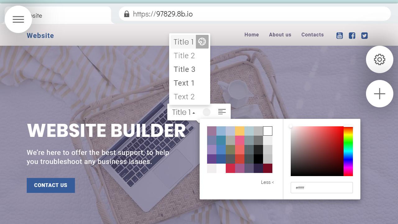 Website Design Programs