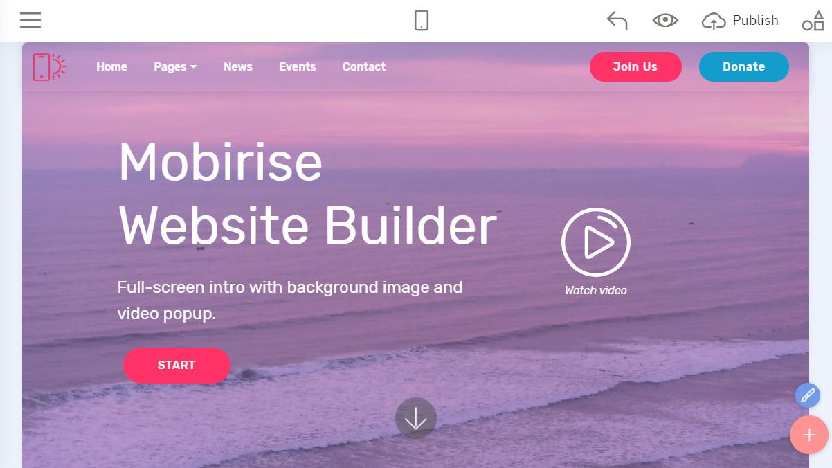 website builder software